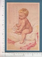 8213 Everard Sarsaparilla, Ridge's Food Drisko druggist td cd Boston baby nurser