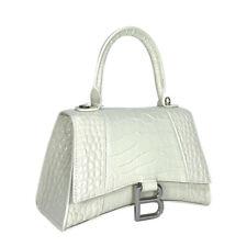 Stylish Womens Leisure Handbags Genuine Leather Crocodile Grain Shoulder Bags