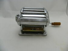 Imperia Pasta Maker Noodle Machine Heavy Duty Steel Tipo Lusso Model SP-150