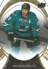 San Jose Sharks - 2015-16 Trilogy - Complete Base Set Team (3)