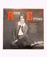 THE ORIGINAL RECORDINGS OF RUTH ETTING COLUMBIA LP LOVE ME OR LEAVE ME ML-5050