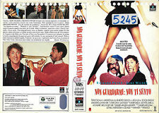 NON GUARDARMI: NON TI SENTO (1989) vhs ex noleggio