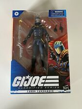 Hasbro GI Joe Classified Cobra Commander NEW - IN HAND
