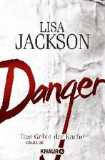 Danger  Lisa Jackson Lisa Jackson  Taschenbuch ++Ungelesen++