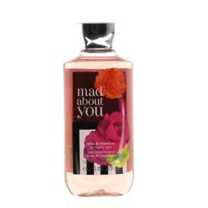 Bath & Body Works Shower Gel Mad About You 295ml Shea & Vitamin E Body Wash NEW