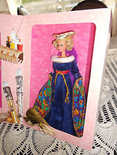 GREAT ERAS ( MEDIEVAL LADY ) 1994 COLLECTOR BARBIE 14YRS AND UP SPECIAL EDITION