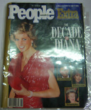People Weekly Magazine The Decade Of Princess Diana Fall 1990 030713R