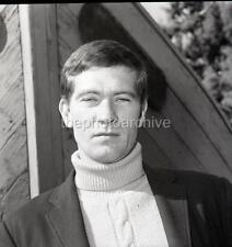 ED MADDEN STAR TREK TV Harry Langdon Negative w/rights 969B