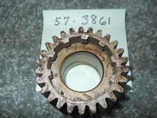 Triumph, 57-3861, 57-1065, 650cc 4 speed Layshaft 2nd Gear 26 teeth