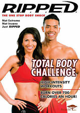 R.I.P.P.E.D. Total Body Challenge New DVD! Ships Fast!