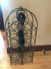 Vintage Wine Rack, 18 Bootles