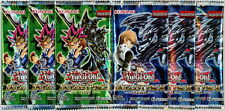 YuGiOh! Duelist Pack Yugi and Kaiba UNL Edition New And Sealed Booster Packs x3