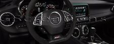 2016 2017 6th Gen 6 CAMARO 1LE Suede Steering Wheel Manual Transmission Only