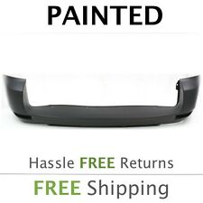 NEW 2006 2007 2008 Toyota Rav4 Rear Bumper w/o Extention Painted TO1100241