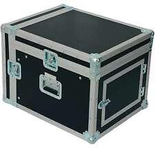 8/12 HE Kombicase Winkelrack PROFI Mixercase L-Rack DJ-Rack Discocase Case NEU