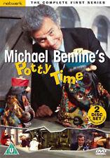 DVD:MICHAEL BENTINES POTTY TIME - SERIES 1 - NEW Region 2 UK