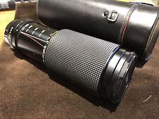 Vivitar 75-300mm F4.5-5.6 for Pentax K Mount Cameras