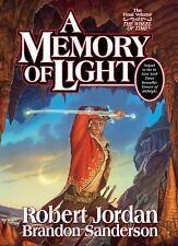 Wheel of Time A Memory of Light 14 by Robert Jordan Brandon Sanderson 2013
