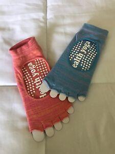 Yoga Socks Set Of 2