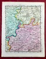 Vosges en 1706 Mirecourt Plombières Jura Besançon Balançon Langres Vesoul Darney