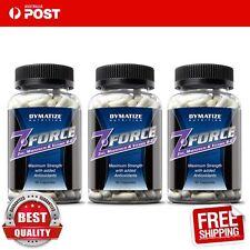 Dymatize Nutrition Z-Force ZMA Zinc Magnesium B6 90 caps x 3