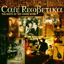 Various - Café Rembetika- The Birth Of Greek Blues - CD