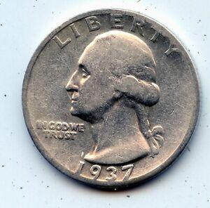1937-d Washington quarter (SEE PROMO)