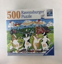 Ravensburger Chocolate Milkshake Jigsaw Puzzle - 500pc