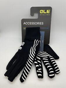 ALE Sottoguanto Spiral Fleece Underglove Cycling Full-Finger Liner Gloves MEDIUM