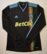 4.85 Olympique Marseille 2010~2011 Football Third Shirt Jersey Formotion Adidas