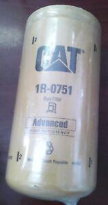 Genuine OEM Caterpillar CAT Fuel Filter 1R-0751      V