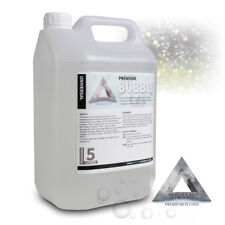 Dynamic Premium Bubble Machine Fluid 5L Liquid Solution DJ Disco Party Effects