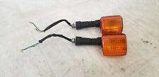 Honda NX 250 MD25 Blinkerset vorne, Blinker Links Rechts, Flasher Right Left