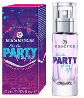 """ESSENCE Eau de Toilette """"like the party of my life"""" (10ml) NEU&OVP"""