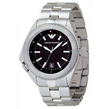 Emporio Armani AR0560 Silver Classic Men's Watch