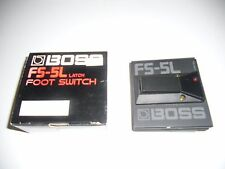 Boss FS-5L Keyboard Latch Foot Switch