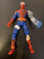 Spider Man Animated Series Action Figure Cyborg Spiderman Vintage Marvel Comics