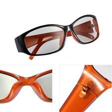 3D Glasses Passive Circular Polarized for SHARP SAMSUNG Panasonic Real D TV 44LU