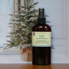 FIR BABY Christmas Tree Scent Home Room Linen Spray All Natural Chemical Free