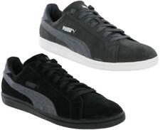 Zapatillas deportivas de hombre Suede color principal negro