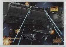 1997 Topps Star Wars: Vehicles #42 Lancer Frigate Non-Sports Card 1k3