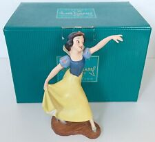 WDCC Snow White & The Seven Dwarfs Fairest One of All Figurine Boxed
