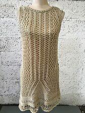 Zara Acrylic Midi Dresses for Women