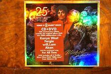 Michael Jackson Thriller 25  (2008) 2CD Australia, Very Good - 88697179872