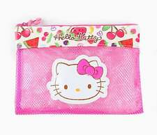 Sanrio Hello Kitty Fruit Mesh Pouch
