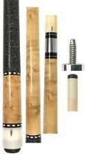 Schon STL1 Pool Cue - 13mm Shaft - 19.0oz - Birdseye Maple - FREE US SHIPPING