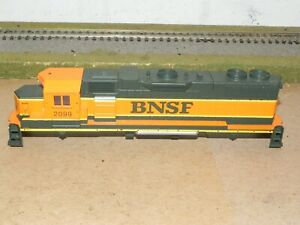 Athearn HO Parts BNSF GP38-2 Locomotive Shell #2099