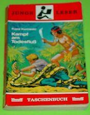 JUNGE LESER NR. 13 - KAMPF AM TODESFLUSS / F. KUROWSKI / BASTEI TB / KLAUS DILL