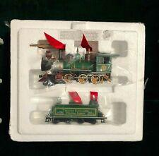 Hawthorne Village Thomas Kinkade Christmas Express Train Set