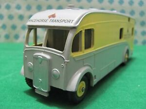 Vintage - Maudsley Portiere Transport Lorry - Rare Dinky Supertoys 979 - mint